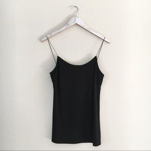 Nasty Gal Plain Black Cami